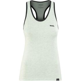 Nihil Kaya Sleeveless Shirt Women white
